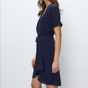 Aritzia Dresses - Babaton // 'Wallace' Dress in Navy Floral